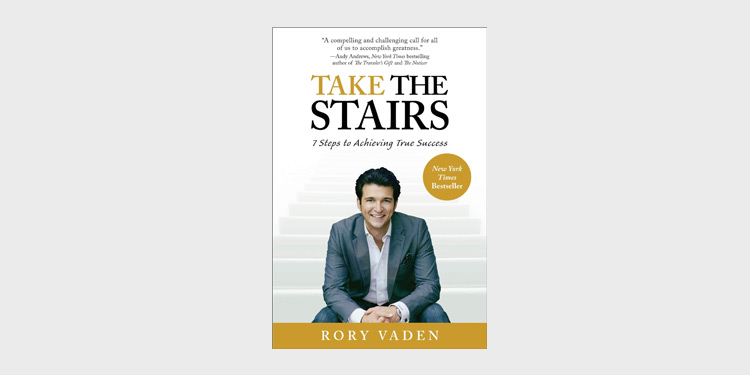 Book Review: Take the Stairs