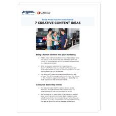 7 creative content idea